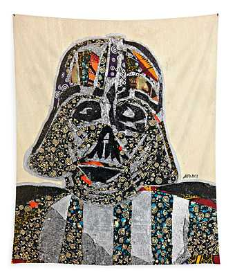Darth Vader Star Wars Afrofuturist Collection Tapestry
