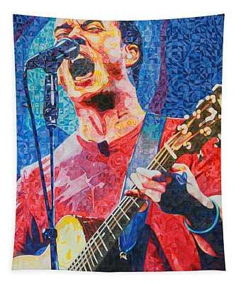 Dave Matthews Squared Tapestry