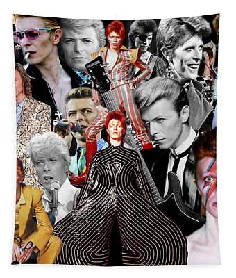 David Bowie 6 Tapestry