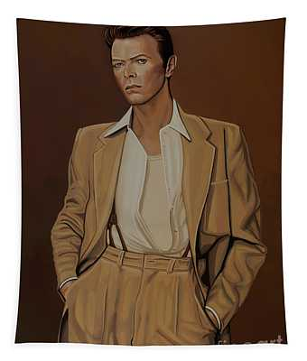 David Bowie Four Ever Tapestry