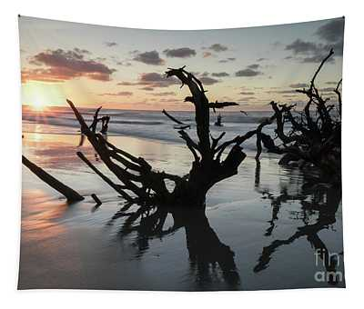 Dawn Reflections Tapestry