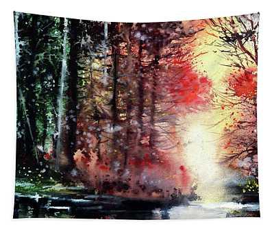 Daybreak 2 Tapestry