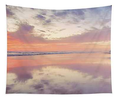 Daybreak In Paradise Tapestry