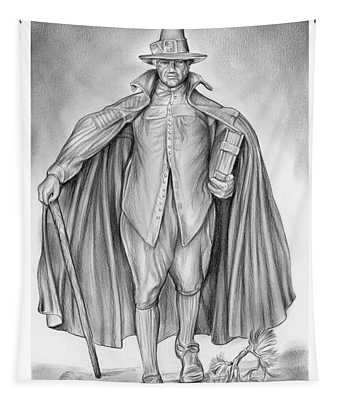 Deacon Samuel Chapin Tapestry