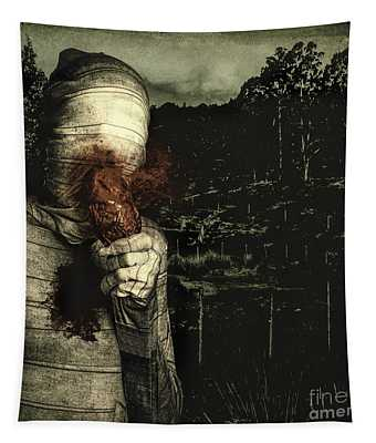 Dead Hearts, Black Souls Tapestry