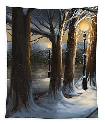 Dead Of Night Tapestry