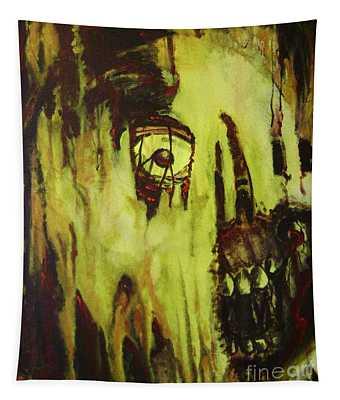 Dead Skin Mask Tapestry