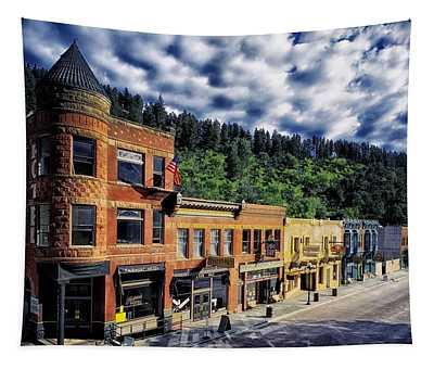 Deadwood South Dakota Tapestry