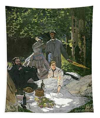 Dejeuner Sur Lherbe Tapestry