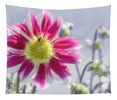 Delicious Dahlia Tapestry