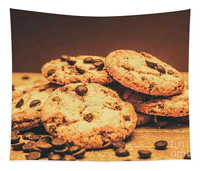 Delicious Sweet Baked Biscuits  Tapestry
