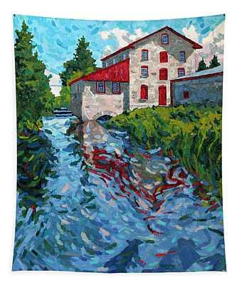 Delta Morning Tapestry