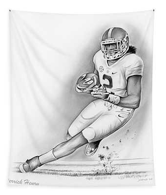 Derrick Henry Tapestry