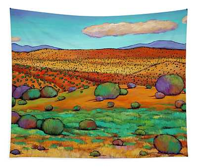Distant Wall Tapestries