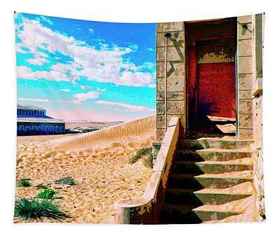 Desert Dreamscape 5 Tapestry