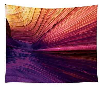 Desert Rainbow Tapestry