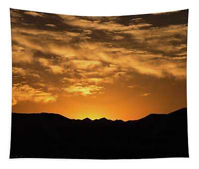Desert Sunrise Tapestry
