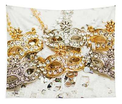 Diamond Party Tapestry