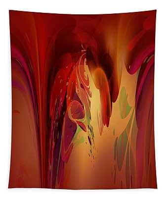 Abstract No 12 Tapestry