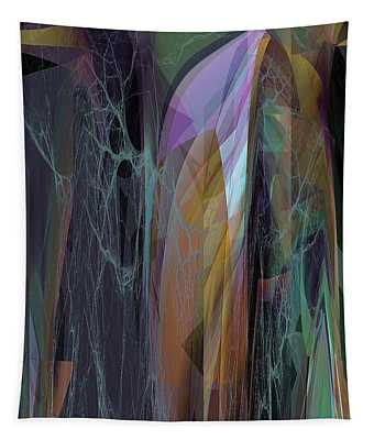 Abstract No 19 B Tapestry