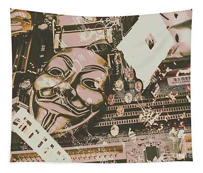 Digital Anonymous Collective Tapestry