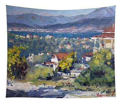 Dilesi Village Athens Tapestry