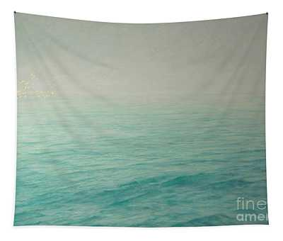 Distant Breath Of A Wing Tapestry