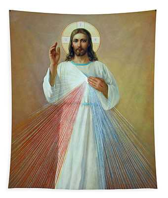 Divine Love Wall Tapestries