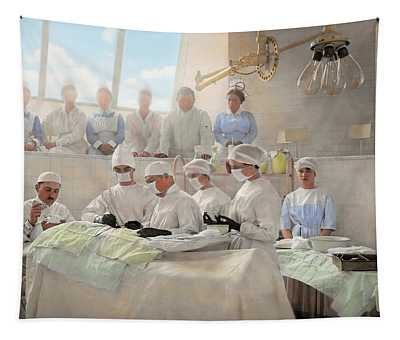 Doctor - Operation Theatre 1905 Tapestry