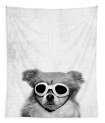 Goggles  Tapestry