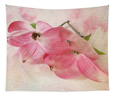 Dogwood Duo Tapestry