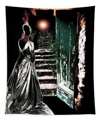 Door Of Opportunity Tapestry