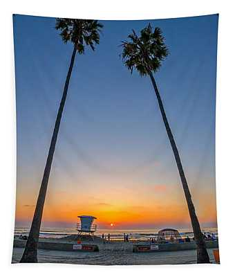 Dos Palms Tapestry