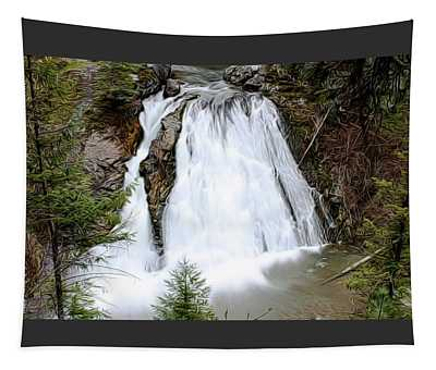 Douglas Falls  Tapestry