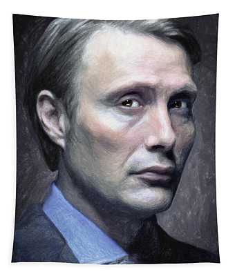 Dr. Hannibal Lecter Tapestry