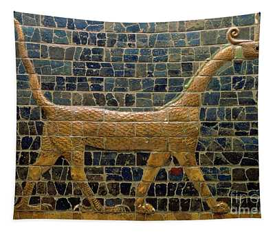 Dragon Of Marduk - On The Ishtar Gate Tapestry