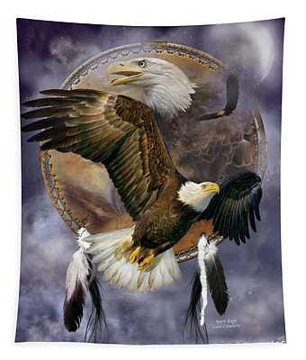 Dream Catcher - Spirit Eagle Tapestry