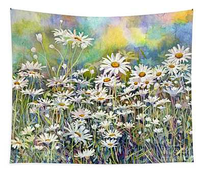 Dreaming Daisies Tapestry