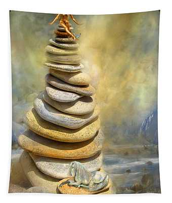 Dreaming Stones Tapestry