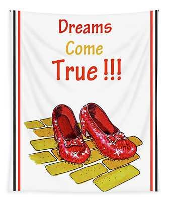 Dreams Come True Tapestry