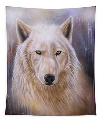 Dreamscape Wolf IIi Tapestry