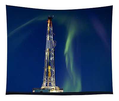Drilling Rig Saskatchewan Tapestry