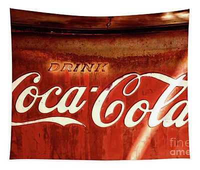Drink Coca-cola Tapestry