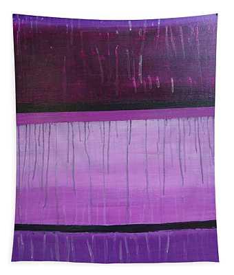Purple Rain Tapestry
