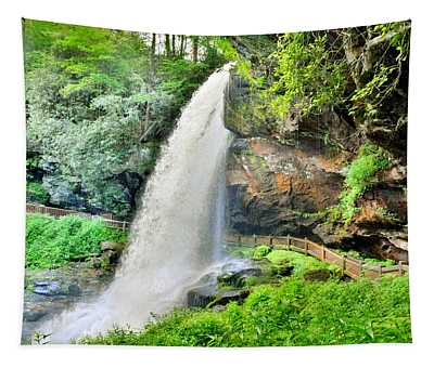 Dry Falls Highlands North Carolina 2 Tapestry