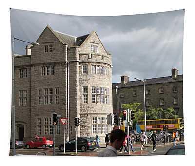 Dublin Near Pearse Street Tapestry