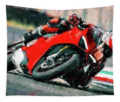 Ducati Panigale V4 - 01 Tapestry