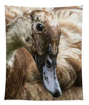 Ducks Head Tapestry