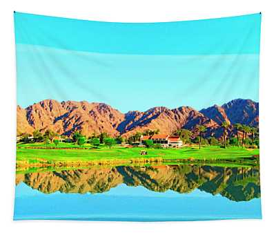 Dunes Course Tapestry