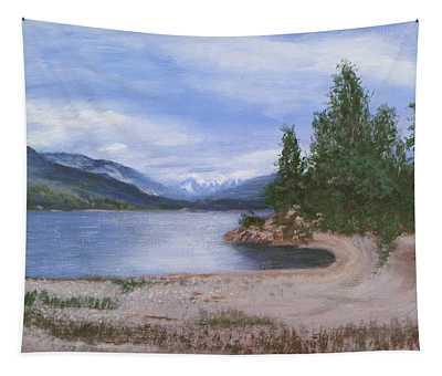 Dutch Harbour, Kootenay Lake Tapestry